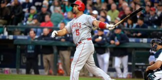 Albert Pujols hit 522nd home run