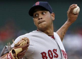 Red Sox Eduardo Rodriguez Suffers 2nd Knee Injury