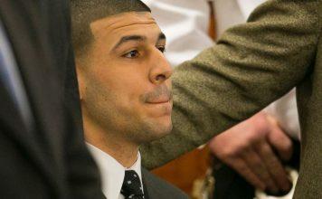 Aaron Hernandez Gun Tats Being Used in Trial