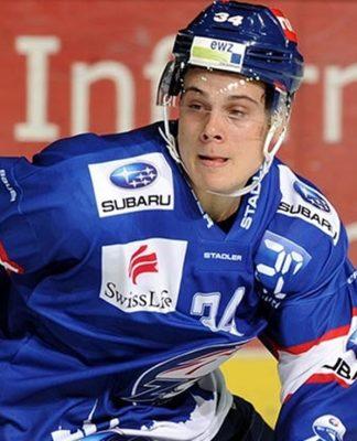 Toronto Maple Leafs Rookie Auston Matthews