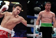 Canelo Alvarez vs Julio Cesar Chavez Jr. Fight set for May 6