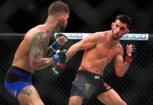 Cody Garbrandt Mocked Dominick Cruz