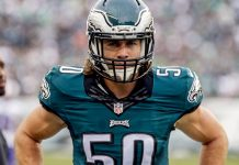 Kiko Alonso Middle Linebacker Spot Moved