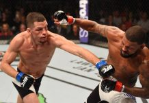 UFC Veteran Nate Diaz Applying for Nevada Boxing License
