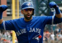 Jose Bautista Minnesota Twins