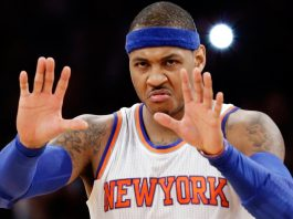 Rumors Swirling Knicks Trading Carmello Anthony
