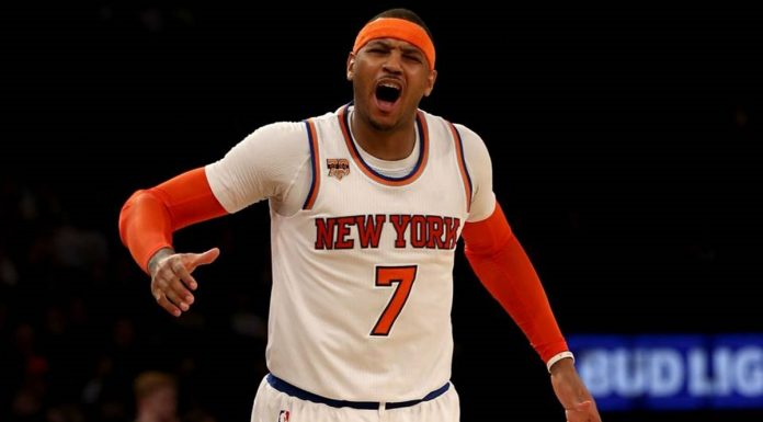Clippers + Celtics Hoping for Carmelo Anthony Trade