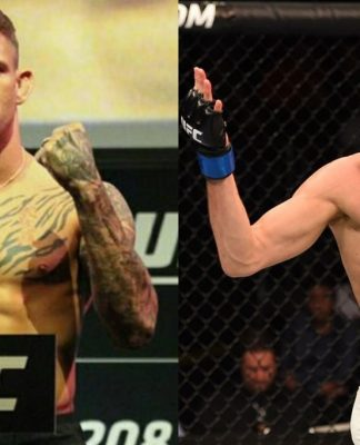 Dustin Poirier Challenges Nate Diaz To Battle