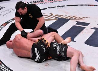 UFC President Dana White Says Tito Ortiz Fight NOT Fixed