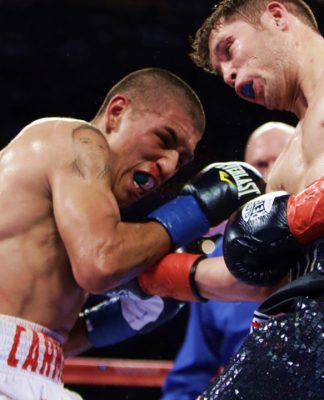 Carlos Cuadras Defeats David Carmona