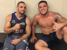 Who Will Rafael dos Anjos Fight at UFC Welterweight debut