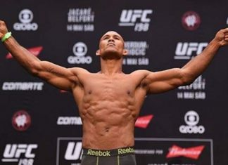 Why Jacare Souza is Threatening Retirement?