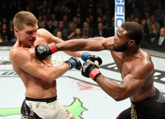 Tyron Woodley Retains UFC Welterweight Title Over Stephen Thompson