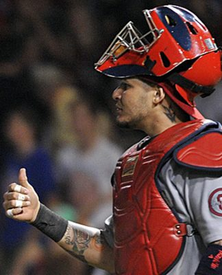 What's Up With The Cardinals Giving Yadier Molina 4-More Years