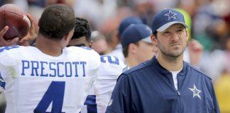 Tony Romo On Being Replaced by Dak Prescott