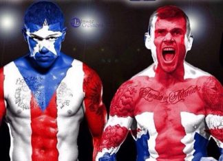 Gabriel Rosado Wants To Snuff Out Martin Murray