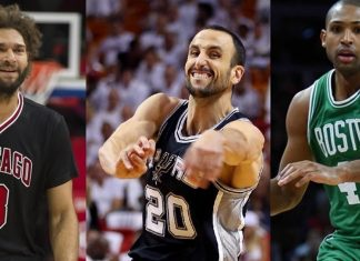 5 Latino Players To Watch During NBA Playoffs