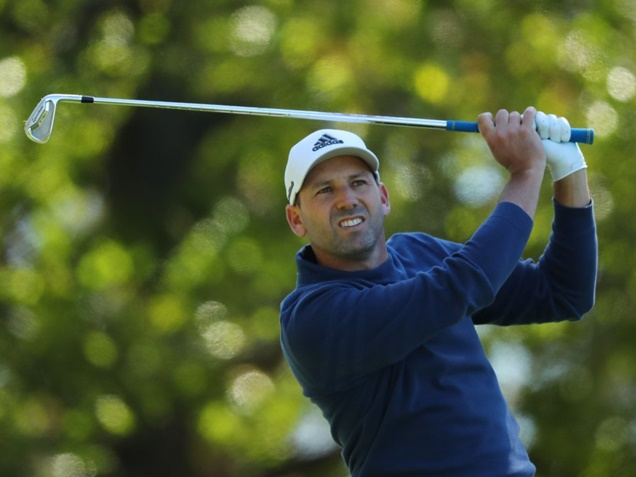 Sergio Garcia Can Smell His First Major Title
