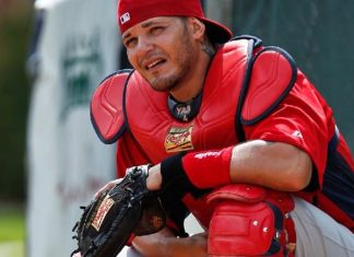 Will Yadier Molina Meet His Game Day Deadline