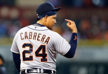"Miguel Cabrera ""I Got My Point"" Across with The Indians"
