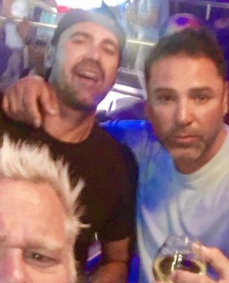 Busted: Oscar De La Hoya Drunk In Mexico