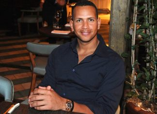 Alex Rodriguez Can't Wait to Swim with Sharks