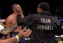 Andre Dirrell's Uncle Viciously Attacks Jose Uzcategui
