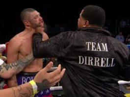 Andre Dirrell's Uncle Viciously Attacks Jose Uzcategui
