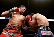David Benavidez Brutally Knocks Out Rogelio Medina