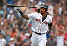 Hanley Ramirez Finally Gets A Hit Against the Athletics