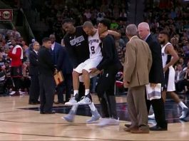 Tony Parker Possibly Over; Knee Injury 'Not Good'