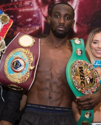 Terence Crawford Plans to Make A Statement with Felix Diaz