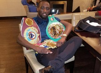 """Terence Crawford: """"I Want Pacquiao"""" Fight"""