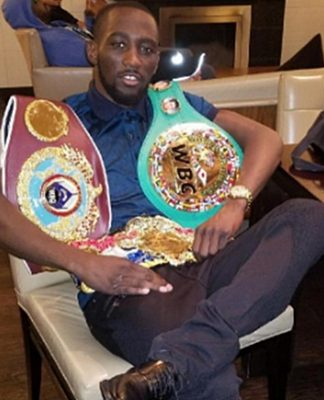 "Terence Crawford: ""I Want Pacquiao"" Fight"