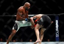 Yoel Romero vs Whittaker interim title Fight Possible