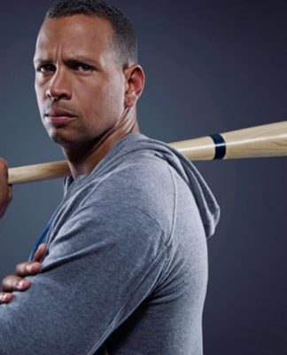Alex Rodriguez Celebrates Nephew Being Selected at MLB Draft
