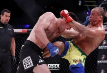 Chael Sonnen Dominated Over Wanderlei Silva
