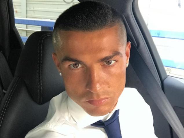 Cristiano Ronaldo Tight-Lipped About Tax Fraud
