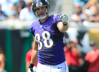 Dennis Pitta Suffers Career Ending Dislocated Hip