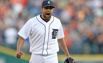 Detroit Tigers Say Goodbye to Francisco Rodriguez