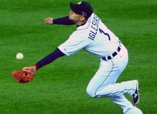 Jose Iglesias Robs Rays of Hits and Runs