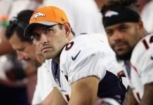 Bears Mark Sanchez Out with Knee Injury; Connor Shaw In