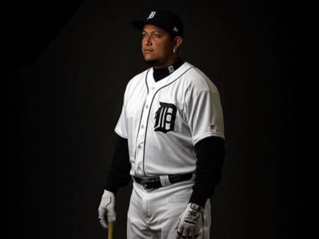 Injuries Not Stopping Miguel Cabrera From Playing