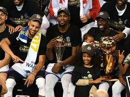 Warriors Win NBA Finals Against Cavs; Team Skips White House Visit