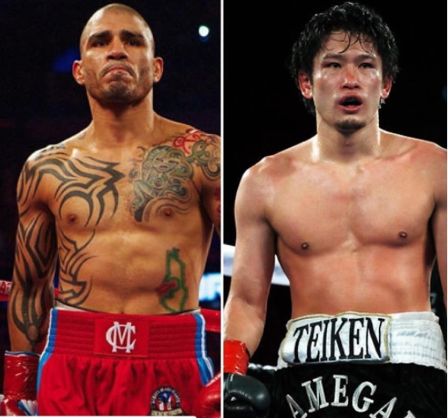 Miguel Cotto vs Yoshihiro Kamegai Fight Confirmed