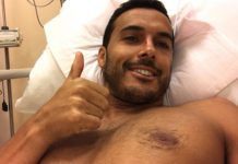 Pedro Rodriguez Post Tweet From Hospital Bed