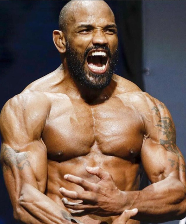 Image Result For Yoel Romero