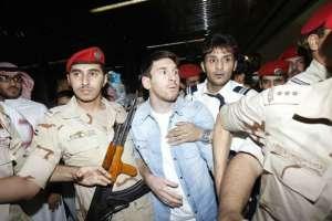 Messi tax evasion