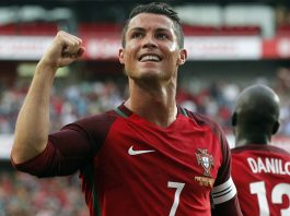 Cristiano Ronaldo wins First International Title with Portugal