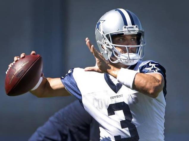 Cowboys Mark Sanchez Expected to Play Against Eagles